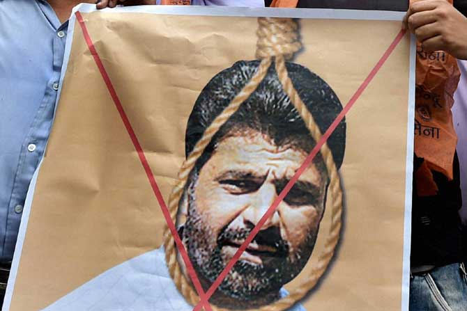 Death penalty to Yakub Memon