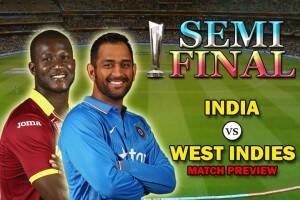 India vs West Indies Semi Final ICC WT20 Preview