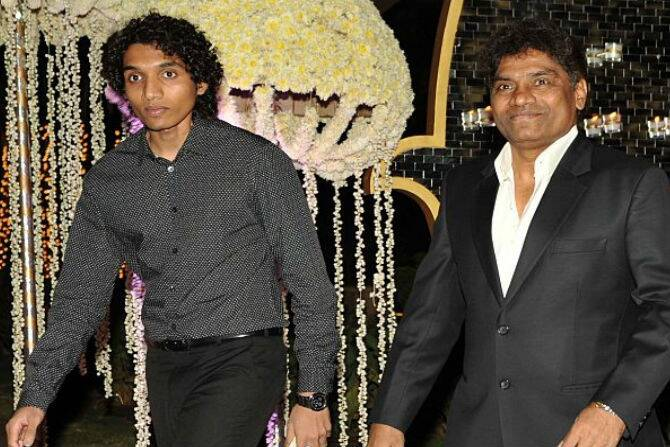Bollywood comedy actor johnny lever son jesse lever life ...  Johny
