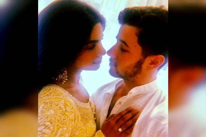 priyanka chopra and american singer nick jonas