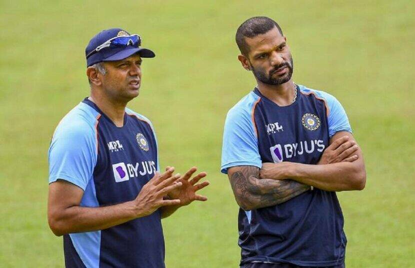 ind vs sl five new players included in the Indian team